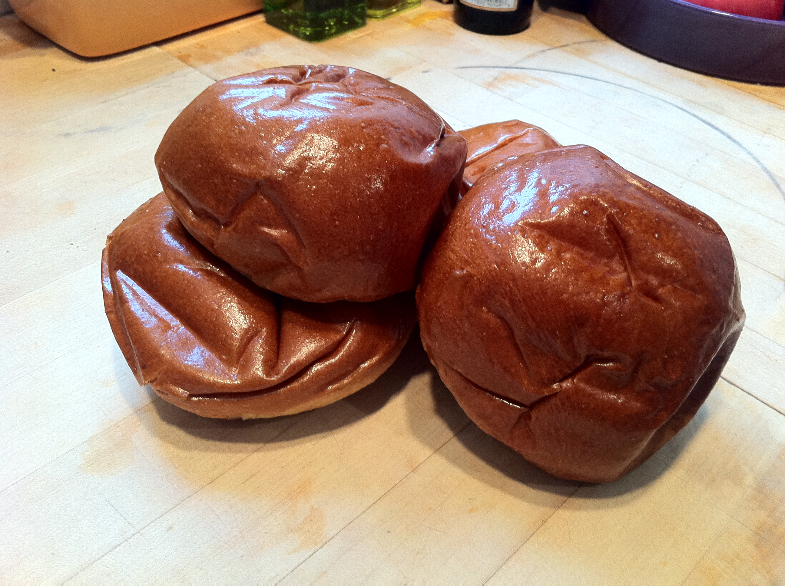 How To Make Hamburger Buns Soft